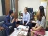 경북도의회, 민주당 박태춘 의원을 만나다.