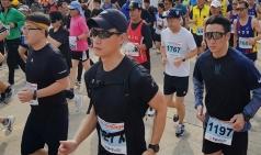 2019 경북 독도수호 전국 마라톤대회 열어~