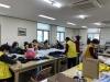 김천시 자원봉사자, 자체 제작 수제 면 마스크 기부