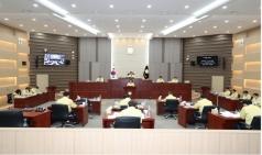 성주군의회, 제247회 임시회 개회
