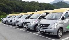구미시설공단, 교통약자 유권자 투표지원 차량 운행