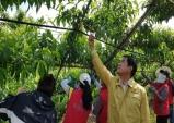 구미소방서, 의용소방대와 봄철 농촌일손돕기 활동 전개