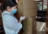 김천시 치매안심센터, 희망을 전달하는 조호물품 지원