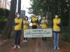 군위군자원봉사센터, 덕분에 챌린지 캠페인 참여