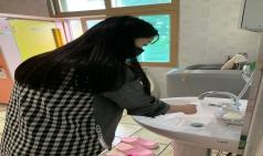 의성군, 읍내 보육기관 수돗물 수질 점검