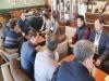 구미시, 코로나에 대응하는 택시업계 소통 간담회