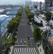 교통 체증 심각했던 구미 1공단로 출근길이 개선된다.