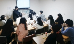 사)한국인성교육문화센터, 양천구청 지원사업 '또래 상담 교육'
