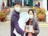달성군, 아기 사진과 축하 메시지로 출생 축하카드 제작