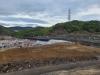 구미시 환경자원화시설, 매립장 화재 완전진화!