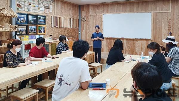 목공 교육을 지난 4일 개강했다(1).JPG