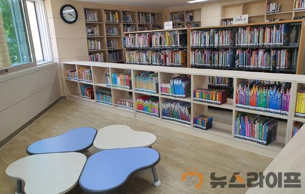 김천시 작은도서관 3곳 리모델링(사진2).jpg